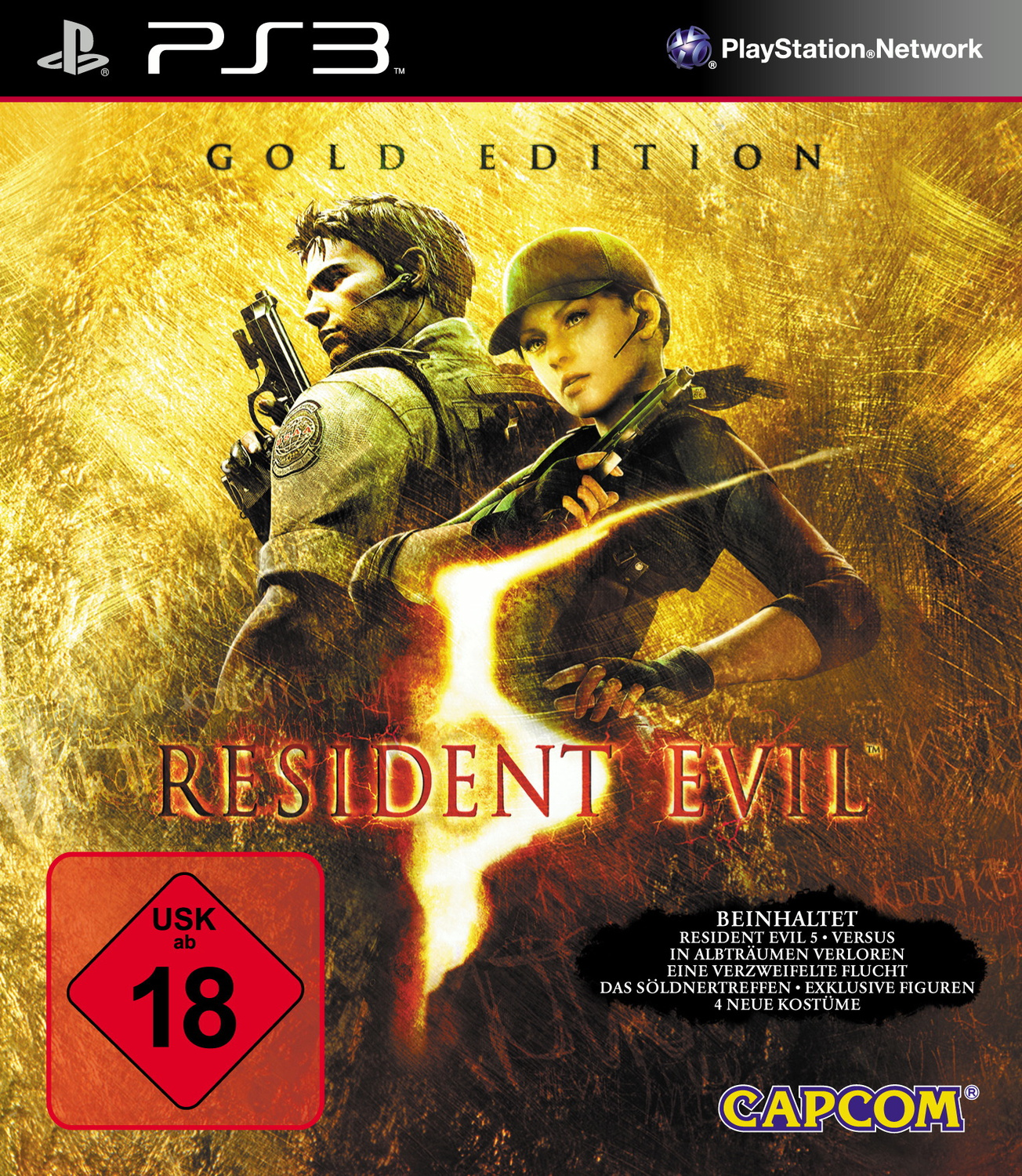 Resident Evil 5 [Gold Edition]