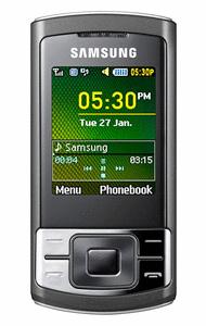 Samsung C3050 silver