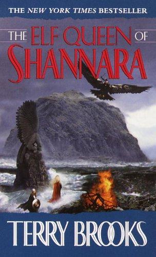 The Elf Queen of Shannara (Heritage of Shannara) - Terry Brooks