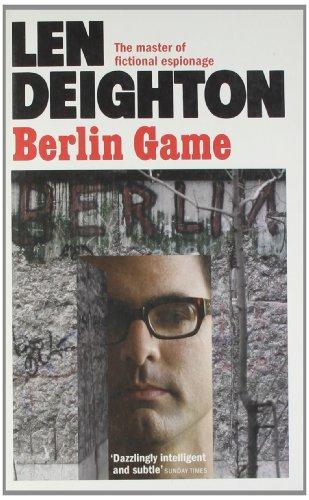 Berlin Game (Panther Books) - Len Deighton