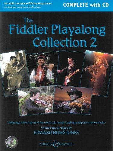 The Fiddler Playalong Collection 2. Violine, Klavier