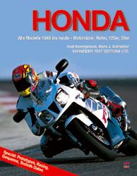 Honda. Alle Modelle 1948 bis heute - Motorräder...