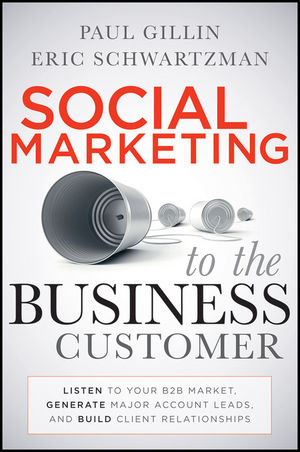 Social Marketing to the Business Customer: List...