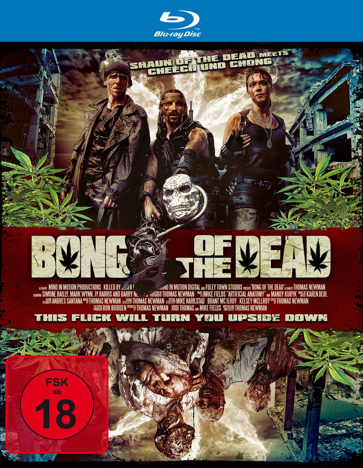 Bong of the Dead [Uncut Edition]
