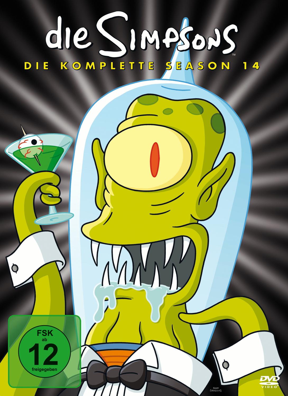The Simpsons - Die komplette Season 14 [Limited...