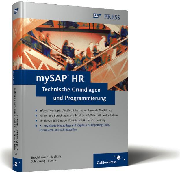 mySAP HR - Technische Grundlagen und Programmie...