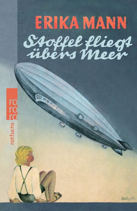 Stoffel fliegt übers Meer - Erika Mann