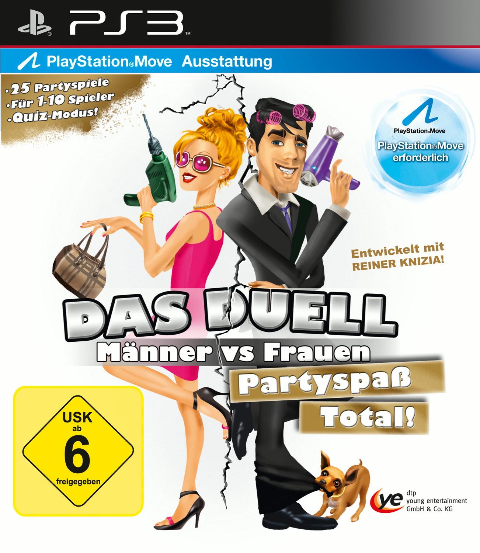 Das Duell: Männer vs Frauen - Partyspaß Total! ...