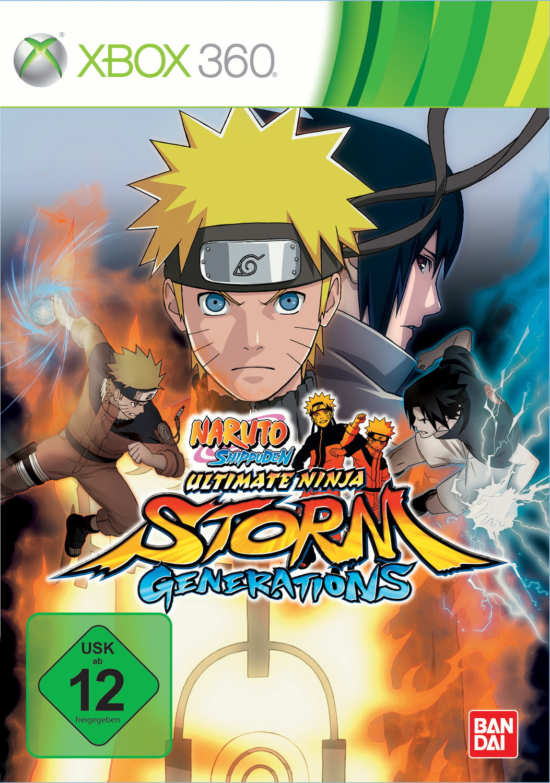 Naruto Shippuden: Ultimate Ninja Storm Generati...