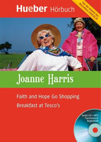 Faith and Hope Go Shopping / Breakfast at Tesco...