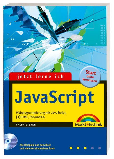 Jetzt lerne ich Javascript. Webprogrammierung m...