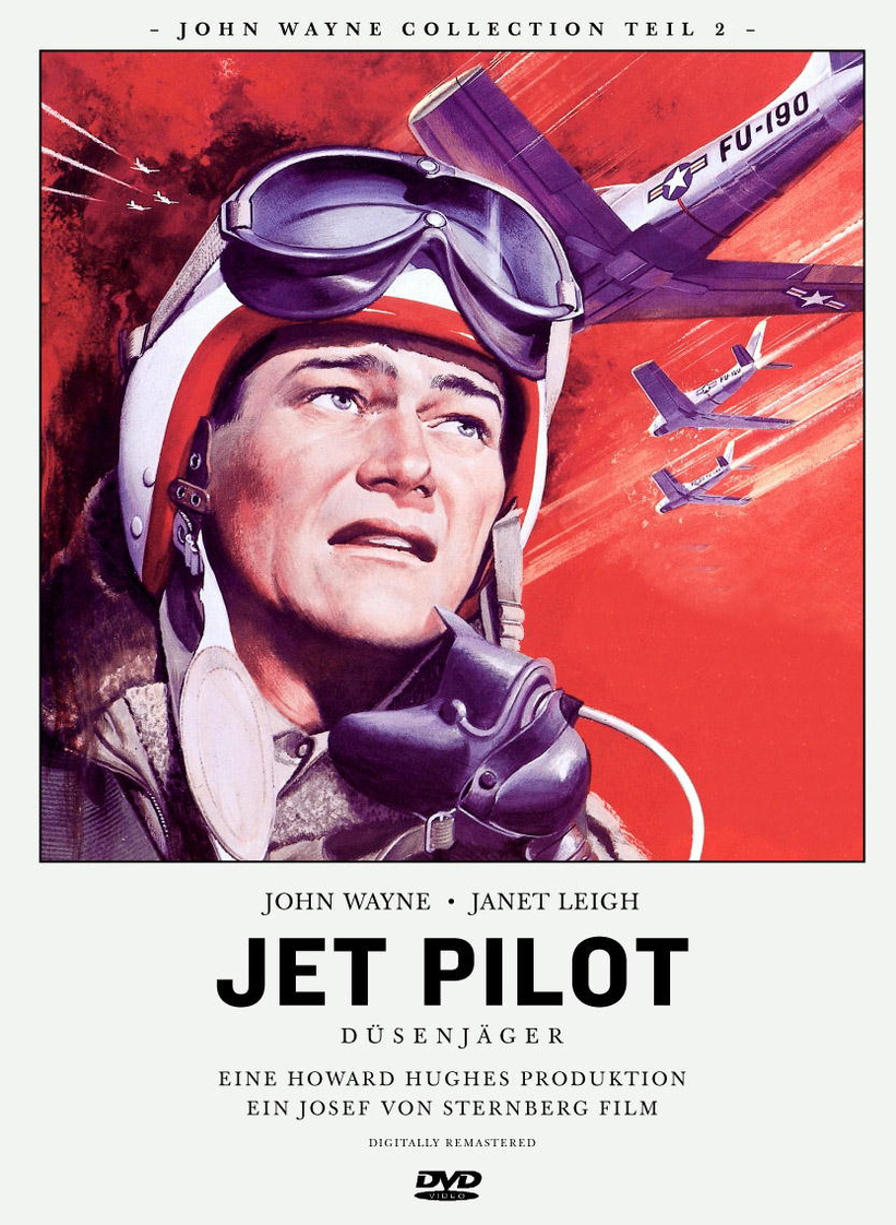 John Wayne Collection Teil 2: Jet Pilot - Düsenjäger