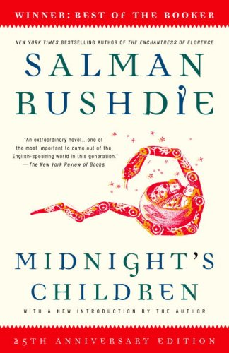Midnight´s Children: A Novel - Salman Rushdie