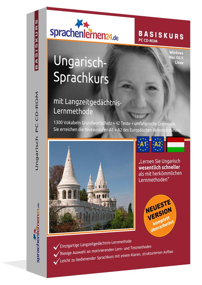Sprachenlernen24.de Ungarisch-Basis-Sprachkurs ...