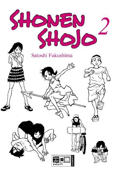 Shonen Shojo 2 - Satoshi Fukushima