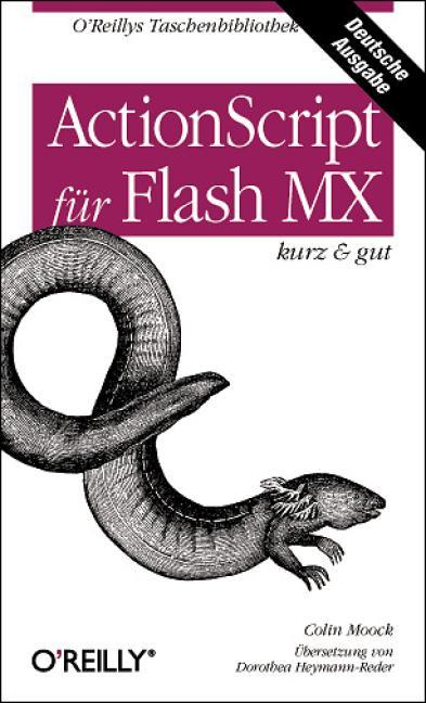 ActionScript für Flash MX kurz und gut. - Colin...