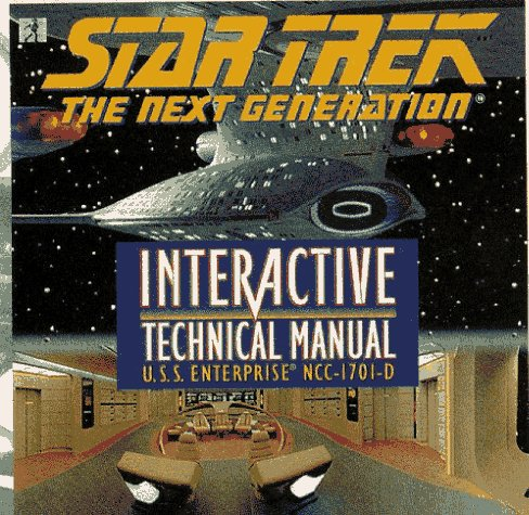 Star Trek the Next Generation Cd Rom
