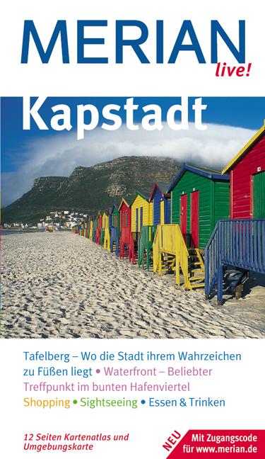 Kapstadt. Merian live: Tafelberg - Wo die Stadt...
