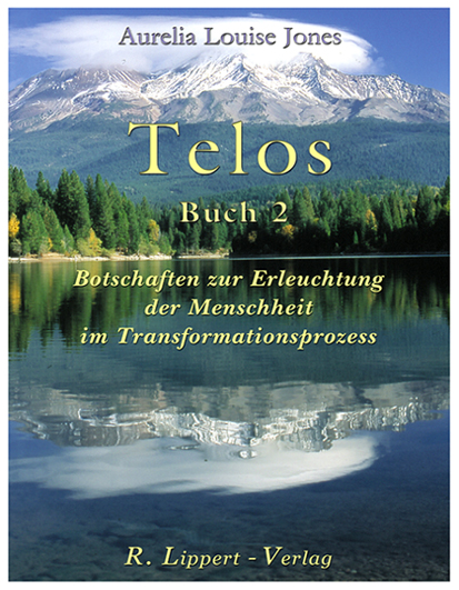 Telos, Buch 2 - Aurelia L. Jones
