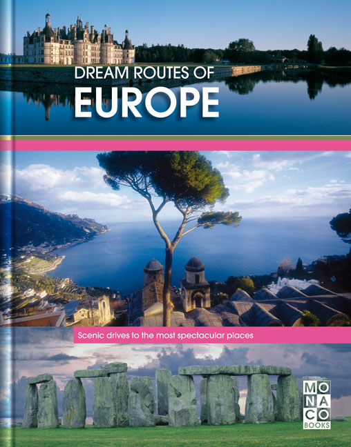 Dream Routes of Europe: Monaco Books - -