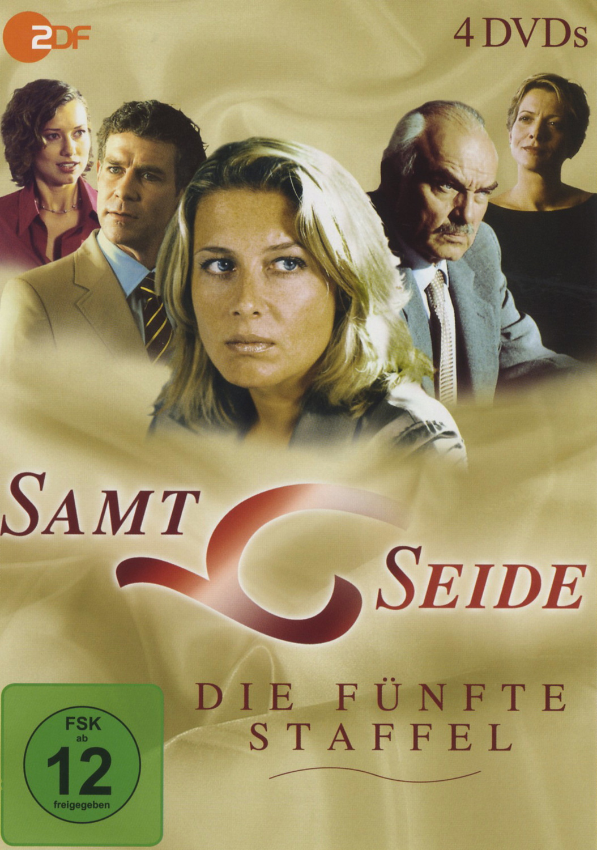 Samt & Seide - Die komplette 5. Staffel [4 DVDs]