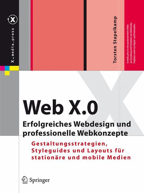 Web X.0: Erfolgreiches Webdesign und profession...