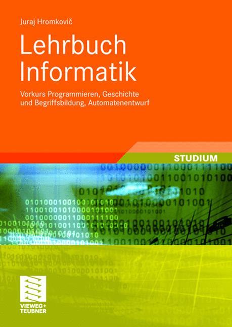 Lehrbuch Informatik: Vorkurs Programmieren, Ges...