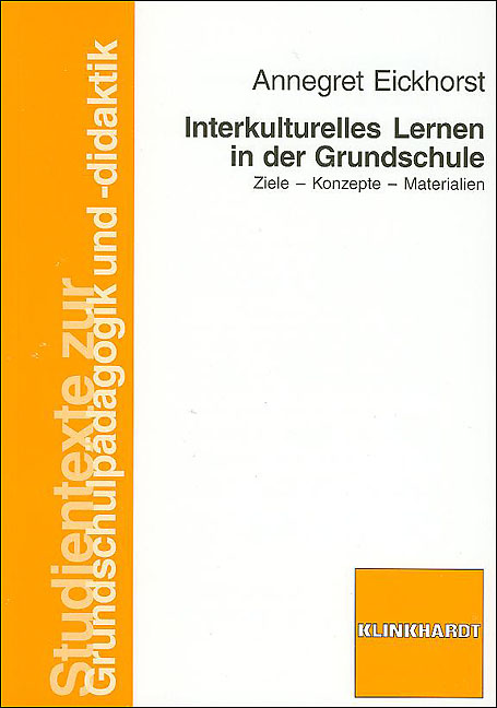 Interkulturelles Lernen in der Grundschule: Zie...