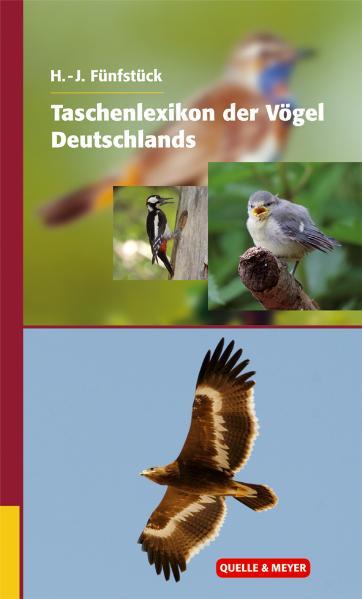 Taschenlexikon der Vögel Deutschlands: Ein kompetenter Begleiter durch die heimische Vogelwelt - Hans-Joachim Fünfstück