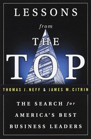 Lessons from the Top: In Search of America´s Be...