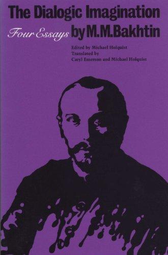 Dialogic Imagination: Four Essays (University of Texas Press Slavic Series) - Mikhail Bakhtin