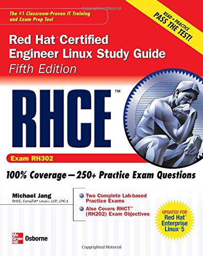 RHCE Red Hat Certified Engineer: Linux Study Gu...