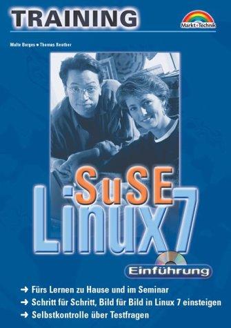 SuSE Linux 7 - M+T-Training Einführung . Schrit...