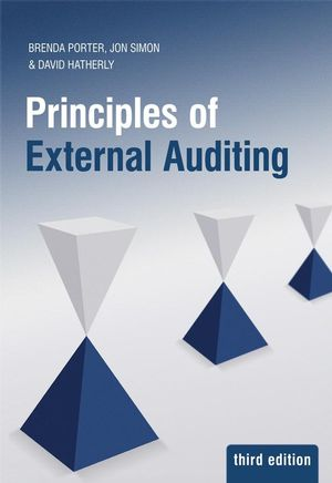 Principles of External Auditing - Brenda Porter