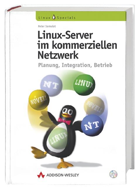 Linux-Server im kommerziellen Netzwerk. - Peter...