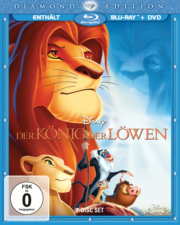 König der Löwen [Diamond Edition + DVD]