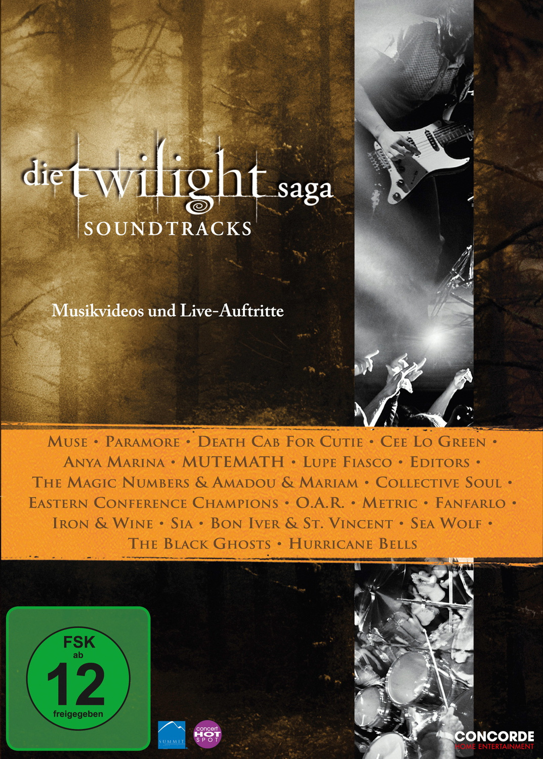 Die Twilight Saga Soundtracks [Musikvideos und ...