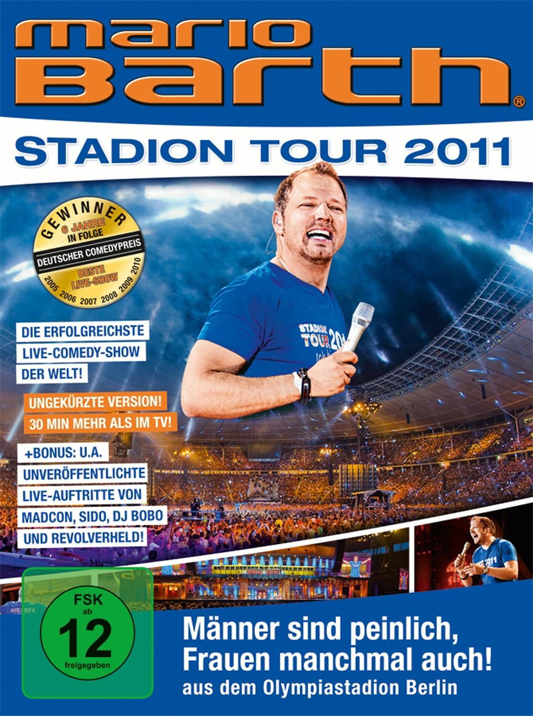 Mario Barth - Stadion Tour 2011 [2 DVDs]