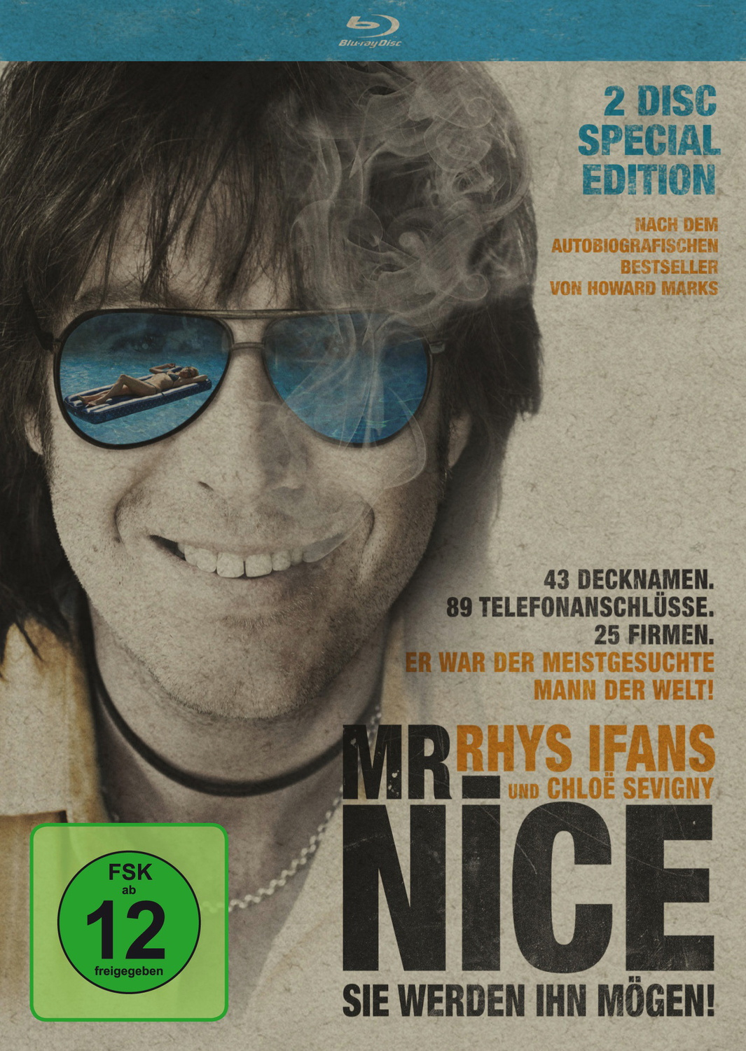 Mr. Nice [2-Disc Special Edition]