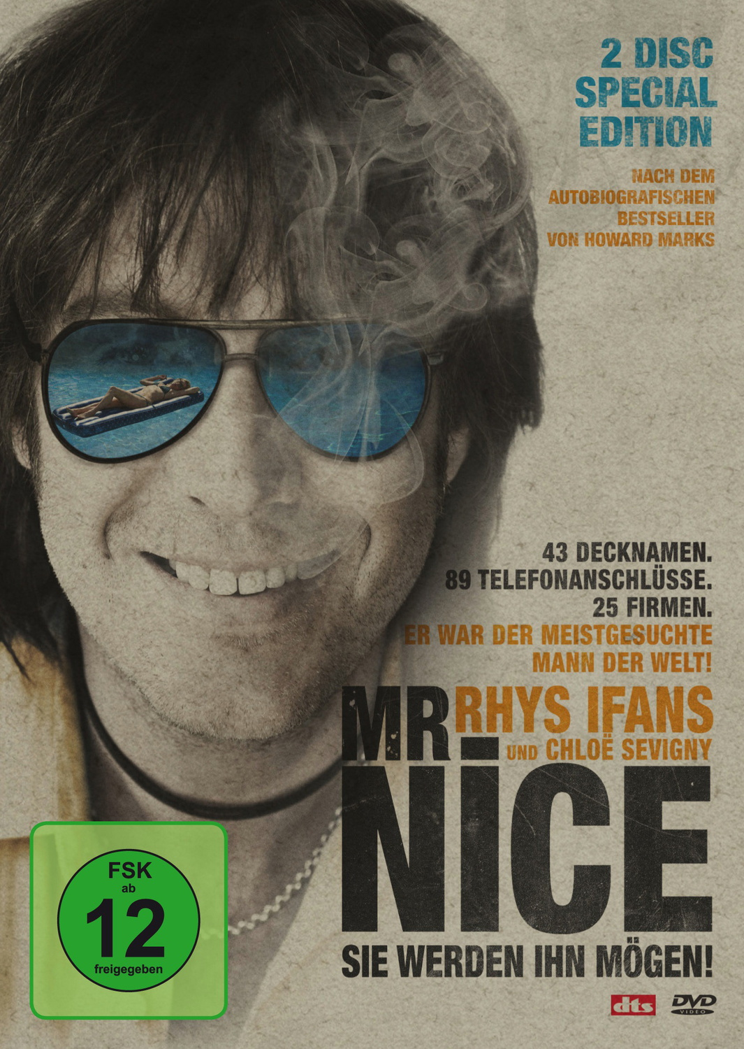 Mr. Nice [Special Edition, 2 DVDs]