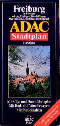 ADAC StadtPlan Freiburg i. Br., GPS-genau: Mit ...