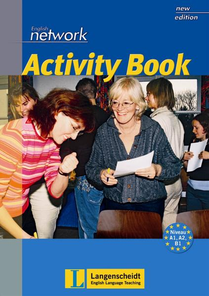 English Network Activity Book