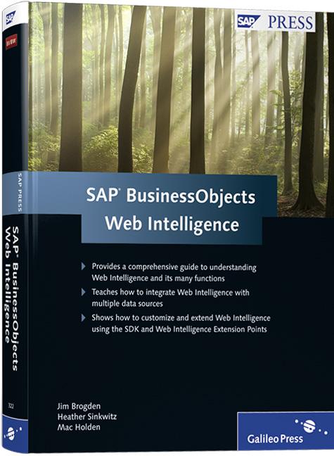 SAP BusinessObjects Web Intelligence (SAP PRESS...