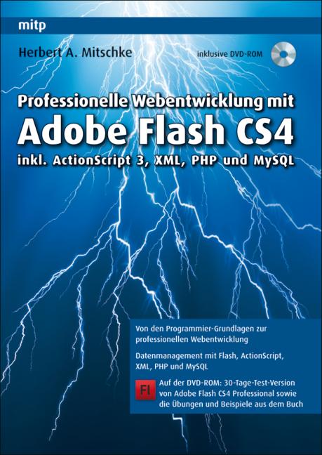 Professionelle Webentwicklung mit Adobe Flash C...