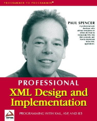 Professional XML Design and Implementation - Pa...