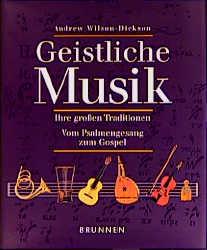 Geistliche Musik - Andrew Wilson-Dickson