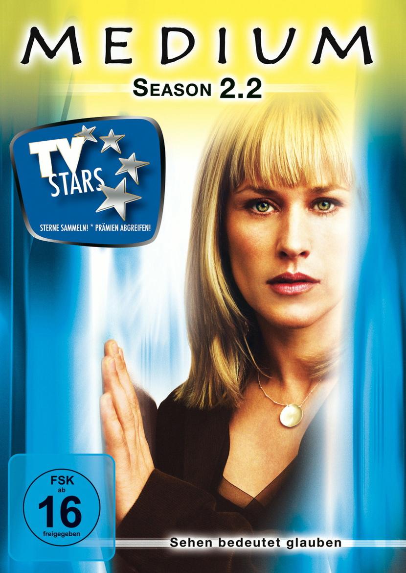 Medium - Season 2.2 [3 DVDs]