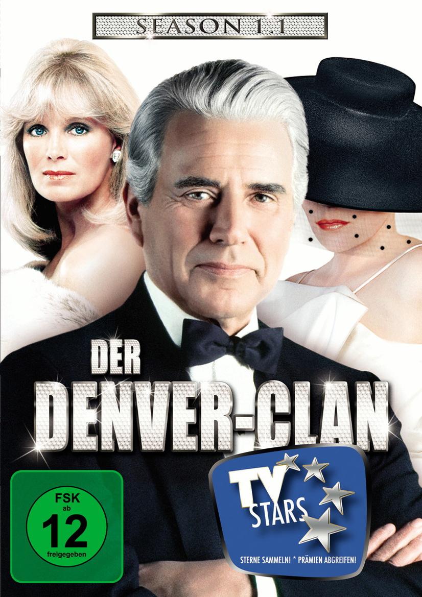 Der Denver-Clan - Season 1.1 [2 DVDs]