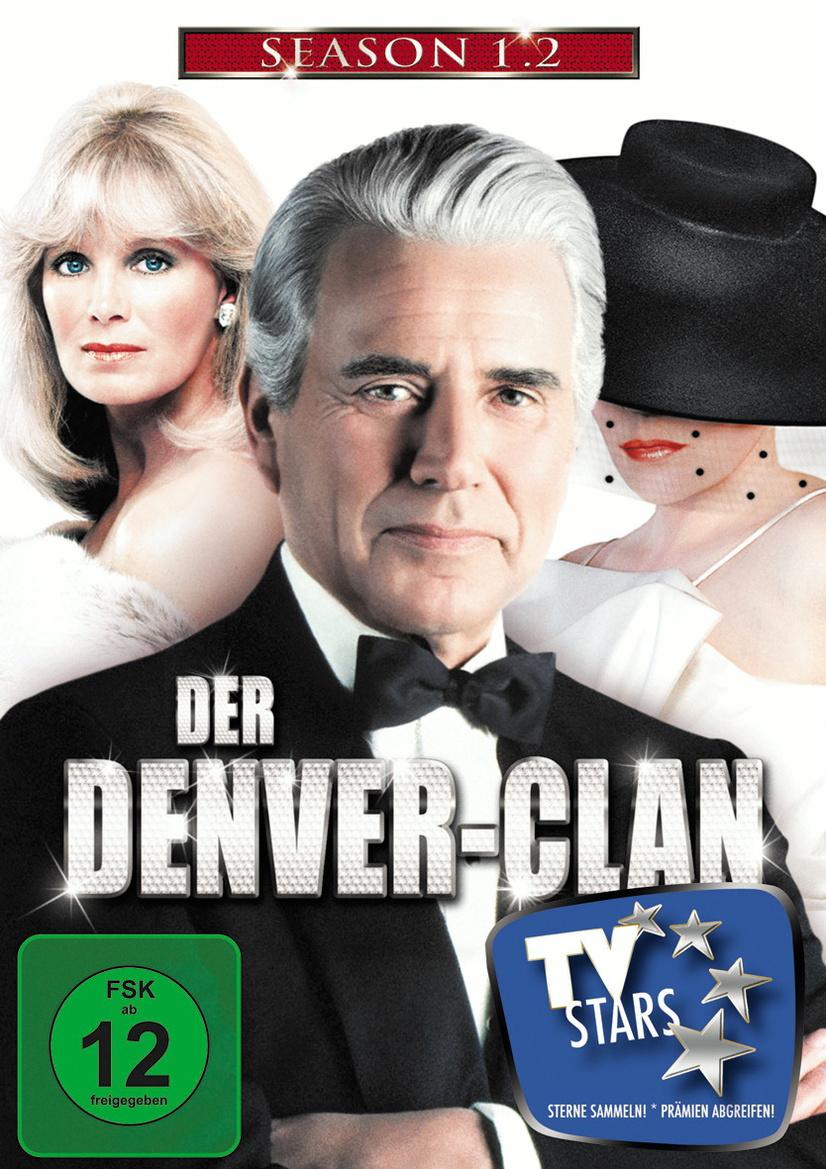 Der Denver-Clan - Season 1.2 [2 DVDs]
