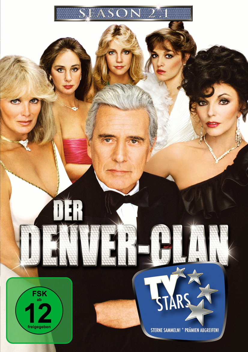 Der Denver-Clan - Season 2.1 [3 DVDs]